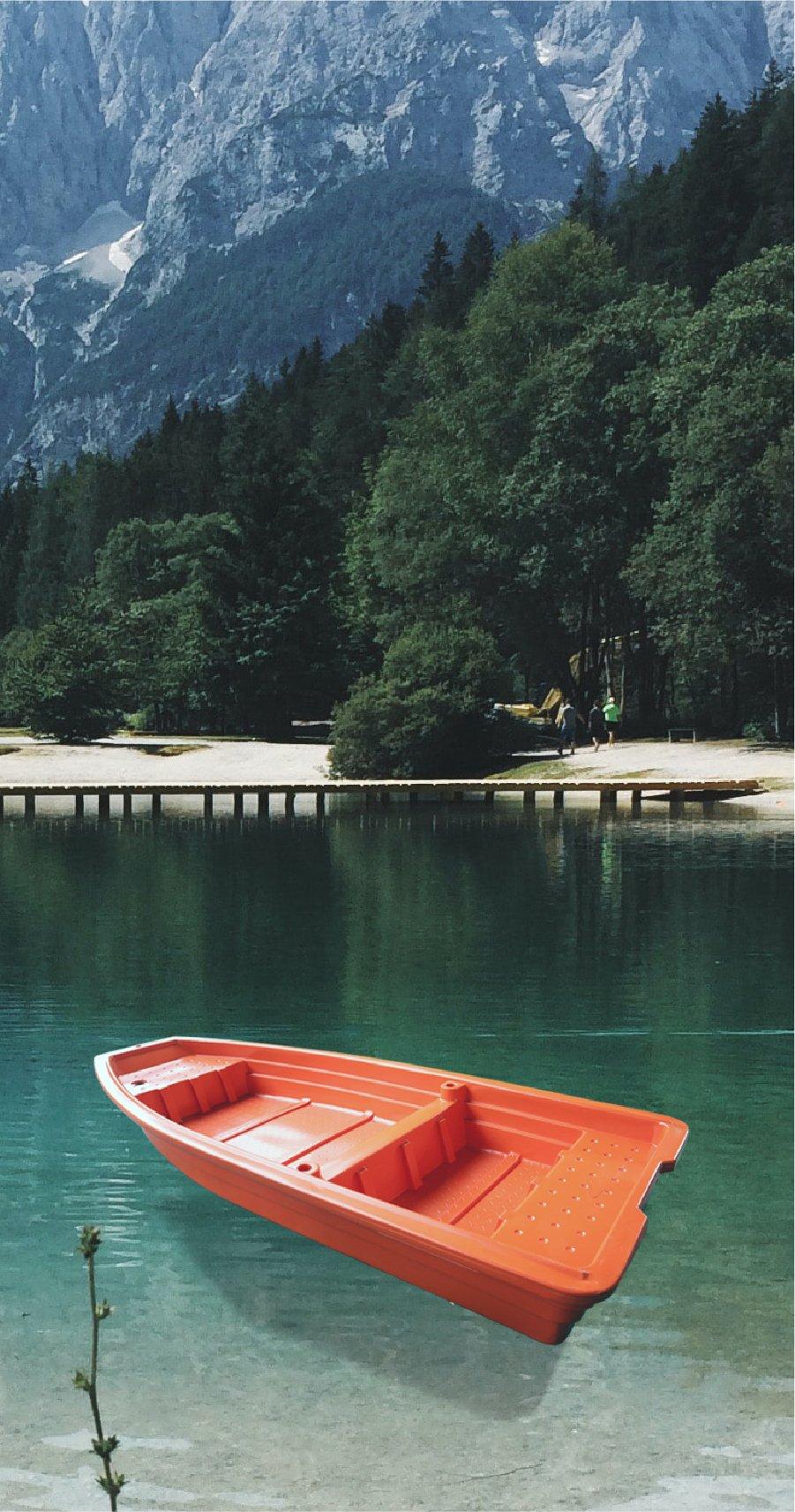 Keman PE Boat